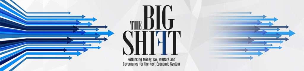 The Big Shift Header